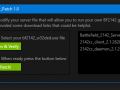 BF2142 Server Patch 1