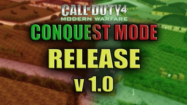 Conquest Mode PLAYABLE FILES v1.0