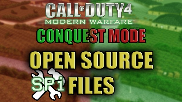 Conquest Mode OPEN SOURCE FILES v1.0
