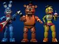 Fnaf2 toys NPCs