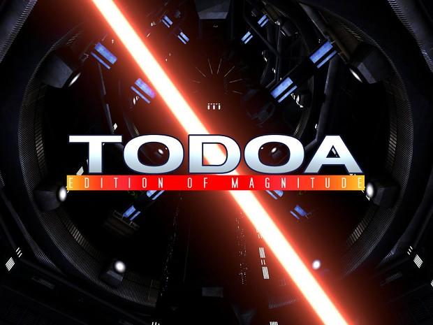 TODOA - Edition of Magnitude 1.0.5