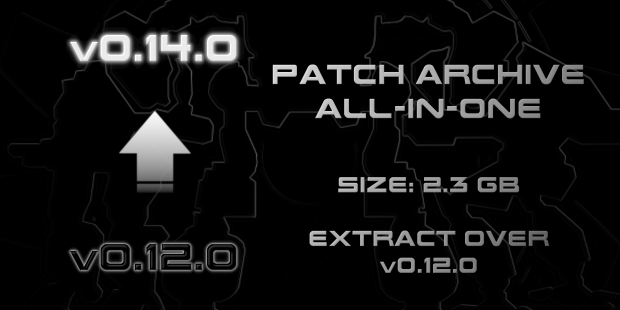 Patch Archive, All-in-One - 0.12.0 to 0.14.0