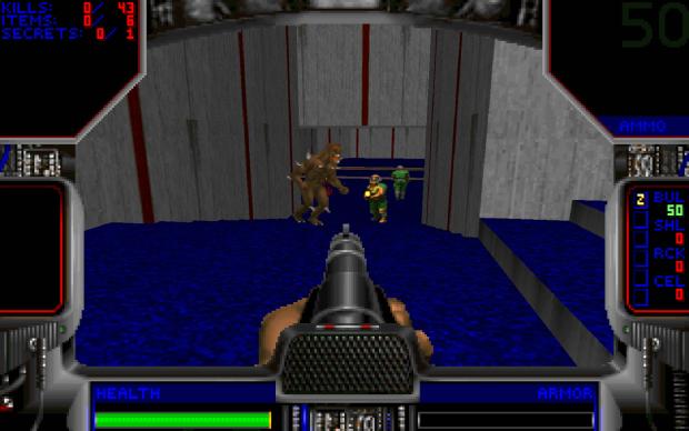 Doom: Alpha Unleashed Second Demo