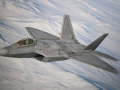 F-22A -Weathered-