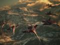 Su-37 & F-22A -Crimson-