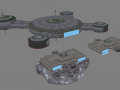 Renegade Squadron space bases (for modders)
