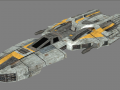 Lethisk-class armed freighter (for modders)