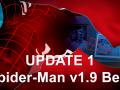 Update 1 - Spider Man v1.9 Beta