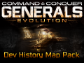 [Generals Evolution] - Dev History Map Pack