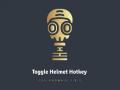 Toggle Helmet Hotkey