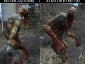 Bloodsucker model fix + optional scream removal
