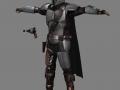 Din Djarin - The Mandolorian (for modders)