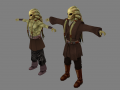 Kit Fisto two-pack (for modders)