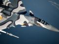 Su-30SM Flanker - Arctic Camouflage