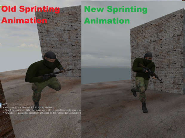 Anomaly Re-Made Animations Pack