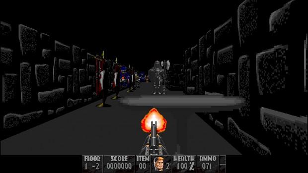 The Ghosts of Wolfenstein