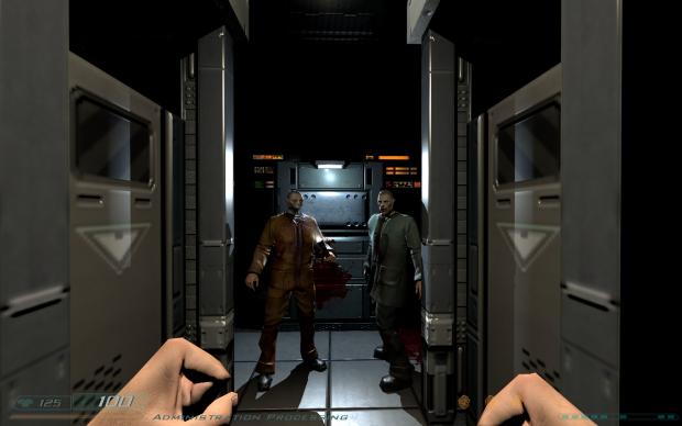 Resurrection of Evil patch for Doom 3 Redux