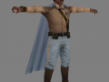 Lando Calrissian - Rebel General (for modders)