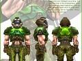 Quake 3 unused doomguy voices lines for BrutalDoom