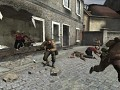 Call of Duty 2 - Rhine Survival Mod WW2-Modern Allies