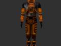 Improved HEV suit