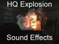 HQ Explosion Sound Effects