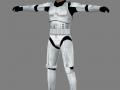 Luke Skywalker - Stormtrooper (for modders)
