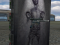 Han Solo - playable in carbonite (for modders)