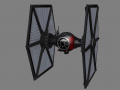 First Order Special Forces TIE Fighter (for modders)
