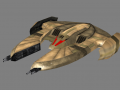 Trade Federation Droid Bomber (for modders)