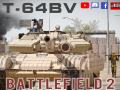 BF2. New Mod: Tank T-64BV
