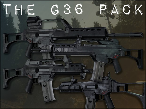 The G36 Pack