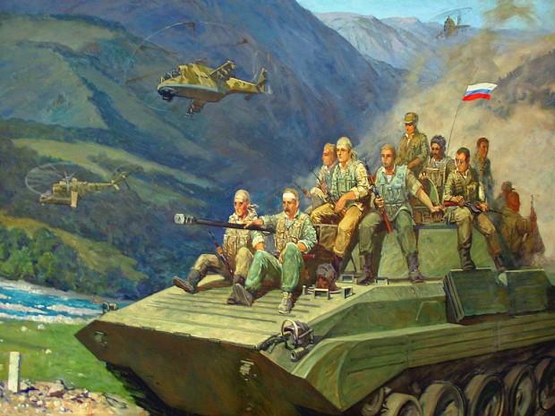 Chechnya On Fire (Chechnya 1996 add-on)