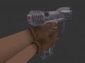 Carnivores 2 - Halo Pistol