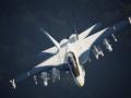 F/A-18F Super Hornet - Prototype Blue