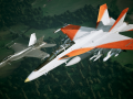 F/A-18F Super Hornet - Prototype Orange