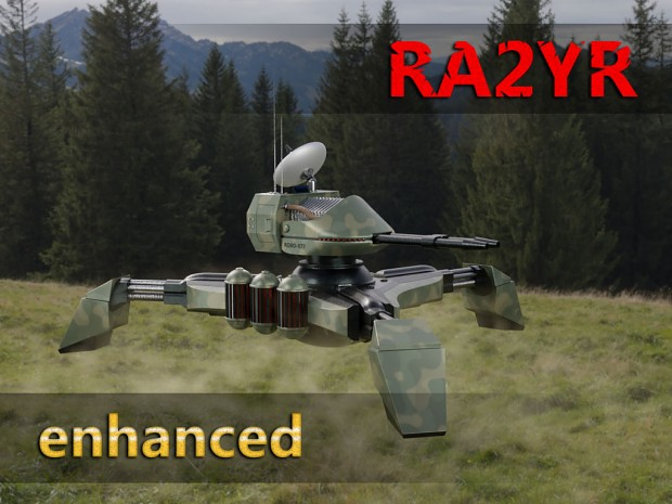 RA2YR Enhanced v7.02 Installer