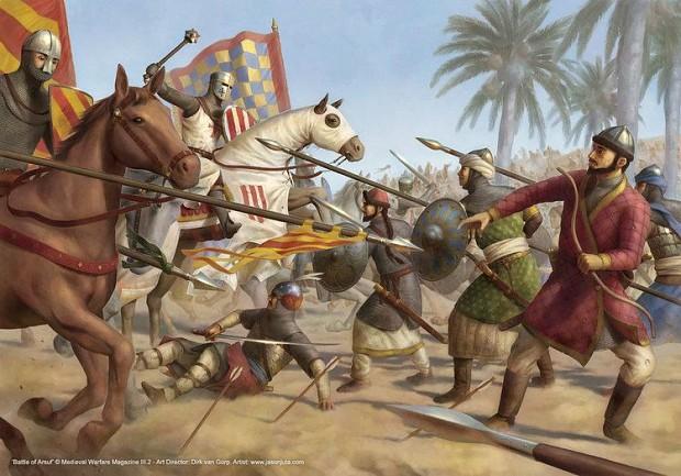 Chivalry Total War Third Crusade submod