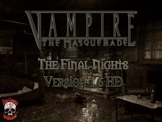 VtM: The Final Nights 1.6.1 HD (Hotfix)