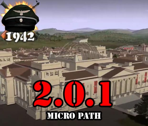 Total War: 1942 v2.0.1 (Patch)