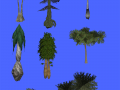 Tree collection 1 (for modders)