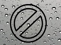 Remove rain dropplets for dx9 and 10