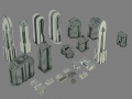 Building pack 1 (for modders)