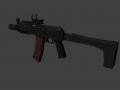 Call of Duty Online AKS