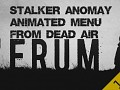 Animated menu from Dead Air Rerum