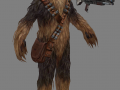 Chewbacca - Solo movie (for modders)