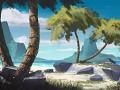 Chiptune Music - Waterfall Island