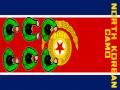 North Korean Woodland Camo