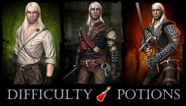 Difficulty Potions