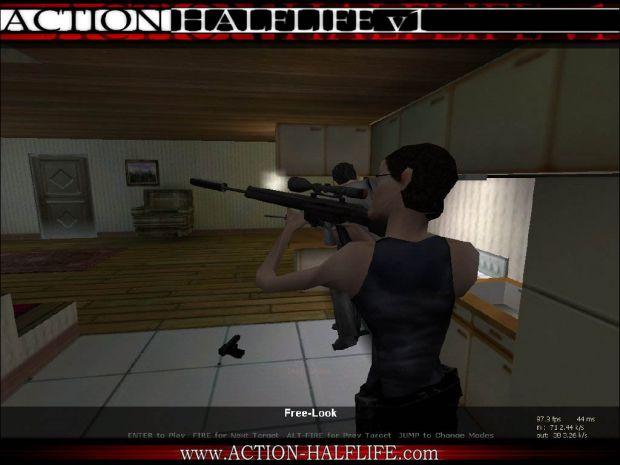 Action Half-Life v1.0